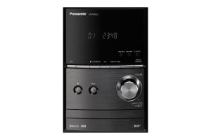 Panasonic SC-PM602EG Microsistema audio per la casa Nero 40 W