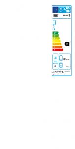 De'Longhi SEW 8540 NED cucina Cucina freestanding Gas Bianco B