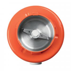 Ariete Blendy 0,8 L Frullatore da tavolo 350 W Arancione, Bianco