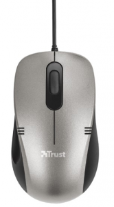 Trust 20404 mouse Ambidestro USB tipo A Ottico 1000 DPI