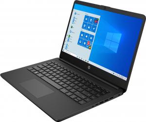 HP 14s-fq0009nl Computer portatile Nero 35,6 cm (14