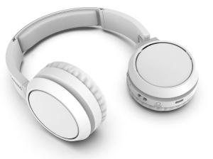 Philips 4000 series TAH4205WT/00 cuffia e auricolare Padiglione auricolare USB tipo-C Bluetooth Bianco