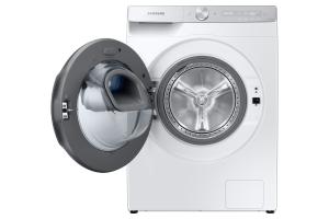 Samsung WD90T954DSH lavasciuga Libera installazione Caricamento frontale Bianco E