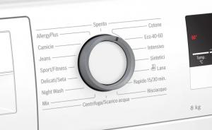 Bosch Serie 4 WAN24258IT lavatrice Caricamento frontale 8 kg 1200 Giri/min C Bianco