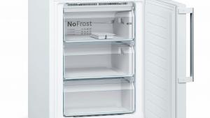 Bosch Serie 4 KGN39VWEQ frigorifero combinato 60cm no frost bianco