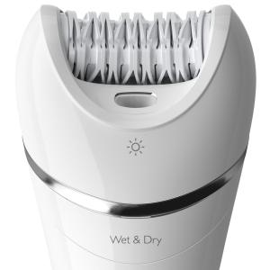 Philips Epilatore Wet & Dry per gambe e corpo