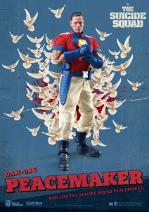 *PREORDER* The Suicide Squad: PEACEMAKER by Beast Kingdom