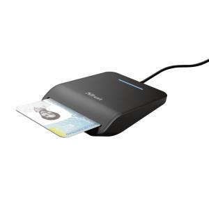 Trust Primo lettore di card readers Interno Nero CardBus+USB 2.0