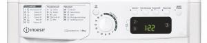 Indesit EWE 81283 W IT N lavatrice Caricamento frontale 8 kg 1200 Giri/min D Bianco