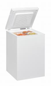 Whirlpool WHS1021 2 Congelatore a pozzo Libera installazione F
