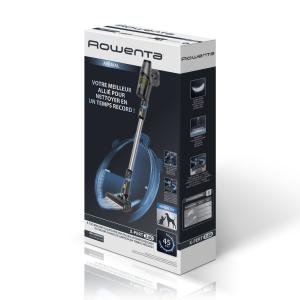 Rowenta X-Pert 3.60 RH6974WO scopa elettrica Senza sacchetto 0,5 L Nero