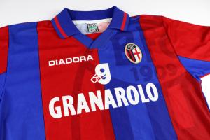 1997-98 Bologna Maglia Home L