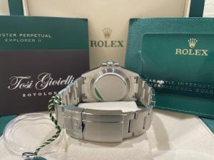 ROLEX EXPLORER II  226570 - 42mm,  Bianco