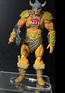 *PREORDER* Masters of the Universe: Revelation Masterverse: VIKING HE-MAN by Mattel