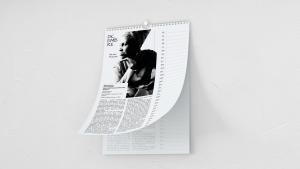 Agenda + Calendario 2022 + illustrazione