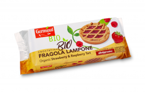 GERMINAL CROSTATINE FRAGOLA/LAMPONE 270G