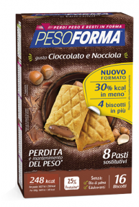 PESOFORMA BISCOTTO CIOC/NOCC