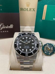 ROLEX  Submariner  No date  114060  40mm