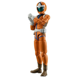 *PREORDER* Mobile Suit Gundam G.M.G.: EARTH FEDERATION FORCE - NORMAL SUIT SOLDIER 04 by Megahouse
