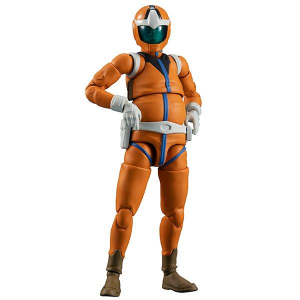 *PREORDER* Mobile Suit Gundam G.M.G.: EARTH FEDERATION FORCE - NORMAL SUIT SOLDIER 05 by Megahouse