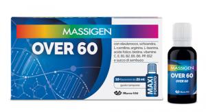 MASSIGEN OVER 60 10FL 25ML