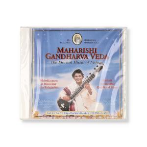 MAHARISHI CD  VOLUME  6 - AMRITA