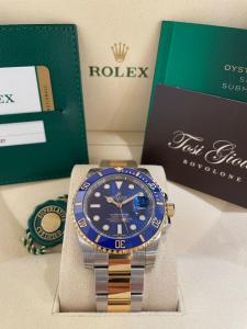 Rolex Submariner Date  ref. 116613LB  NUOVO