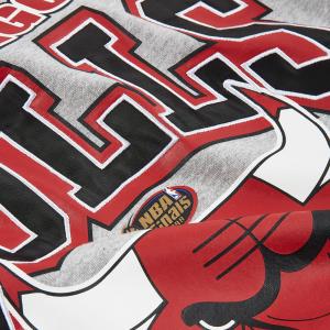 Mitchell & Ness Felpa crew Chicago Bulls