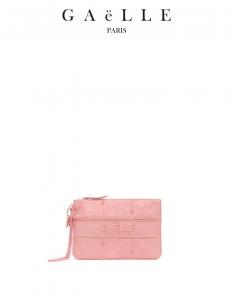 Pochette colore rosa | Marca GAELLE