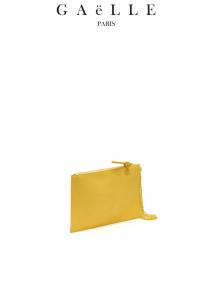 Pochette colore oro   Marca GAELLE