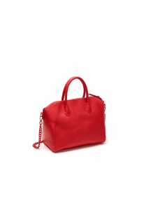 Bauletto colore rosso   Marca GAELLE