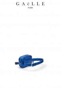 Marsupio colore blu elettrico | Marca GAELLE