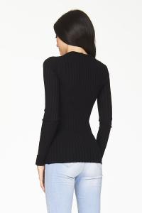 Pull d'hiver noir | Vêtements pour femmes en ligne