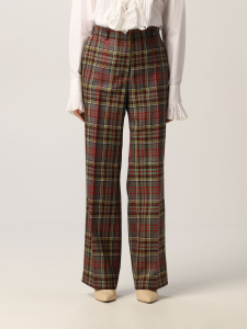 Pantalone check  a quadri Philosophy di Lorenzo Serafini