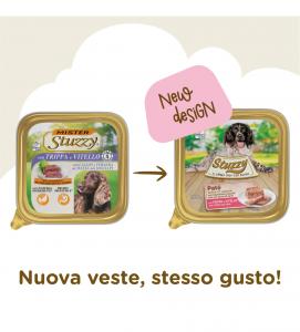 Stuzzy Dog - Patè - Adult - 300g x 6 vaschette