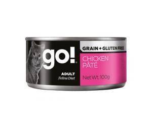 GO! cibo umido per gatti da 160gr