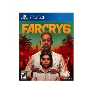 Far Cry 6 - NUOVO - PS4