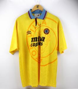 1991-93 Aston Villa Terza Maglia L (Top)