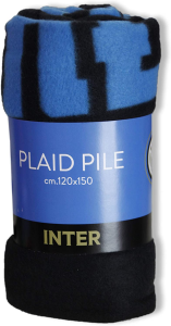 Plaid Inter COPERTA ORIGINALE cm 120 x 150