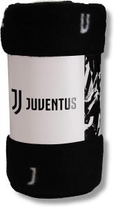 Plaid Juventus COPERTA ORIGINALE cm 120 x 150