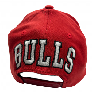 Mitchell&Ness Cappello Dropback Solid Team Bulls
