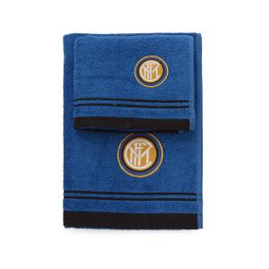 Coppia asciugamani 1+1 Inter