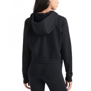 Nike Felpa (W NSW ESSNTL FLC GX CROP)