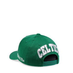 Mitchell&Ness Cappello Dropback Team Celtics