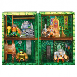 Masters of the Universe: ETERNIA MINIS Castle Grayskull MULTIPACK by Mattel