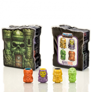 Masters of the Universe: Geeki Tikis Mini Muglet Set