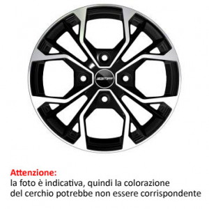 Cerchi in lega  GMP Italia  Matisse-S  20''  Width 9   5x120  ET 40  CB 65,1    Glossy Black