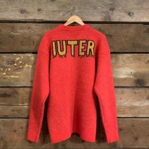 Maglione Iuter Sad World Jumper Rosso