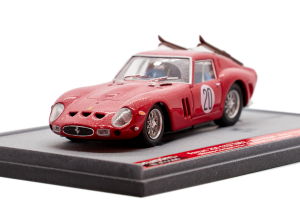 Ferrari 250 GTO 1962 Christmas 2020 - 1/43 Brumm 100% Made In Italy