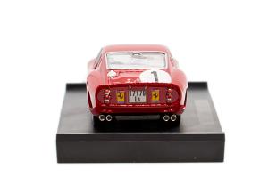 Ferrari 250 GTO 1000 Km Paris 1962 - 1/43 Brumm 100% Made In Italy